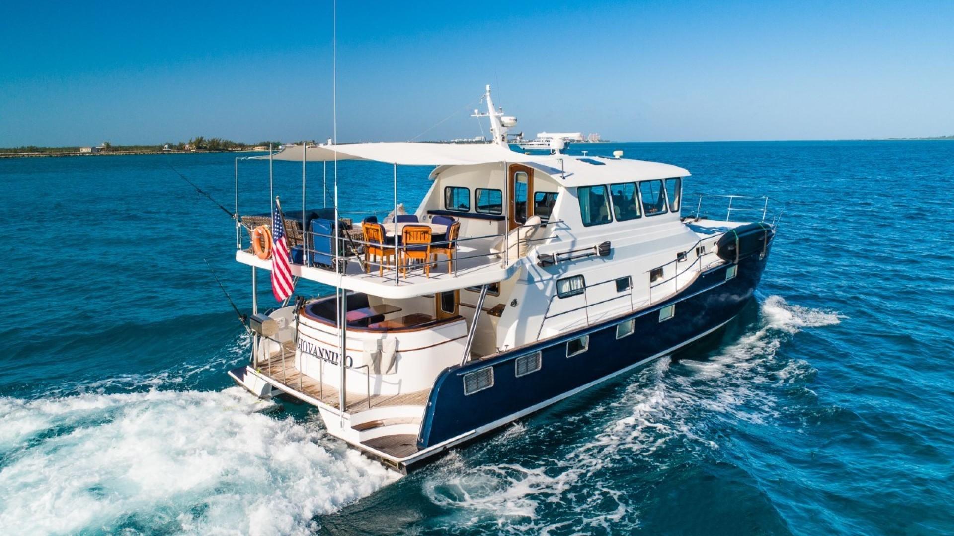 Portsmouth-Power Catamaran 2003-Giovannino Stuart-Florida-United States-starboard-profile-1469449 | Thumbnail