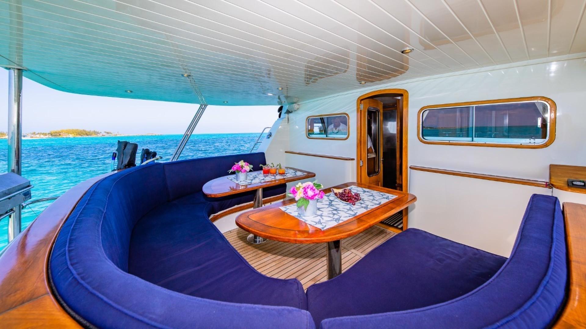 Portsmouth-Power Catamaran 2003-Giovannino Stuart-Florida-United States-aft-deck-1469451 | Thumbnail