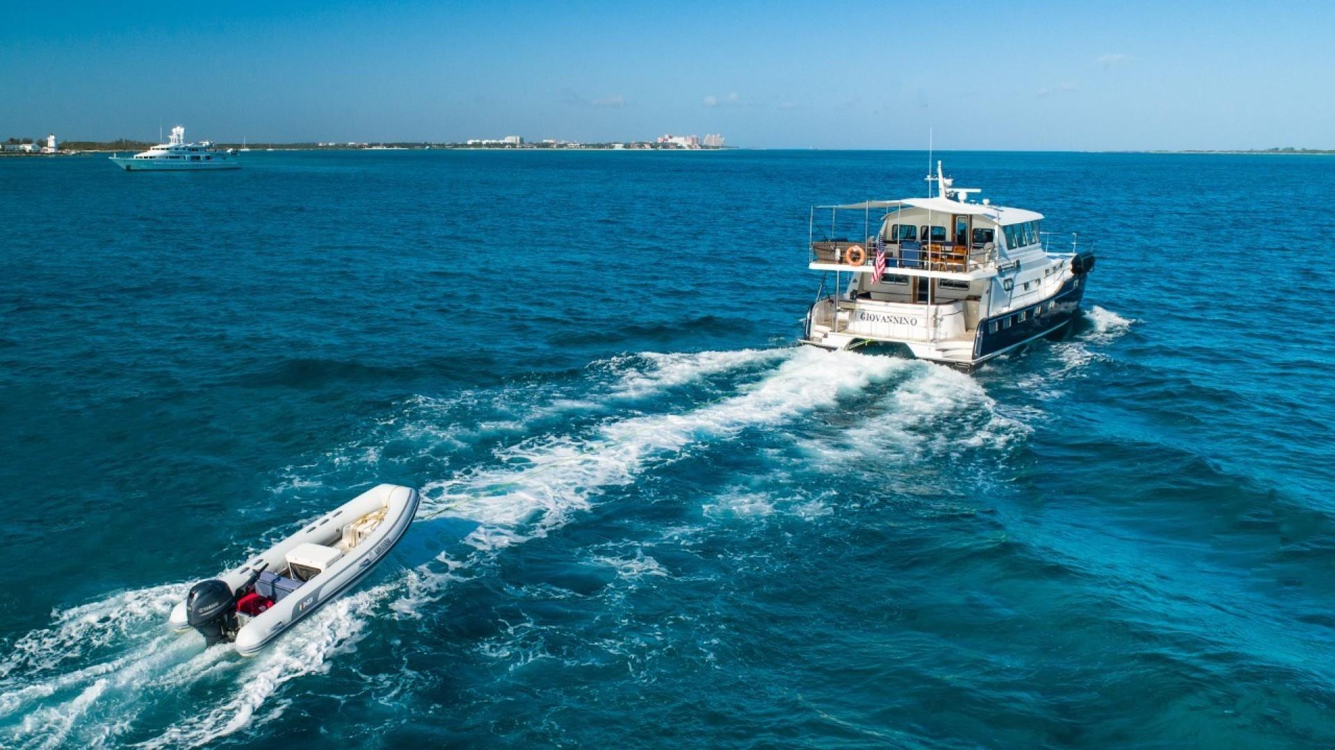 Portsmouth-Power Catamaran 2003-Giovannino Stuart-Florida-United States-running-1469450 | Thumbnail