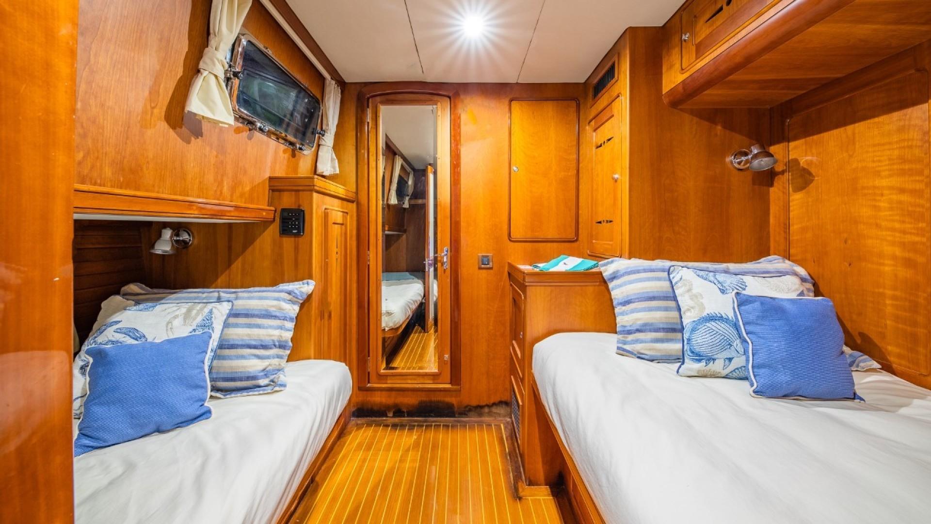 Portsmouth-Power Catamaran 2003-Giovannino Stuart-Florida-United States-guest-cabin-1469473 | Thumbnail