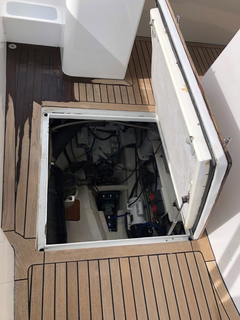Portsmouth-Power Catamaran 2003-Giovannino Stuart-Florida-United States-engine-room-1594278 | Thumbnail