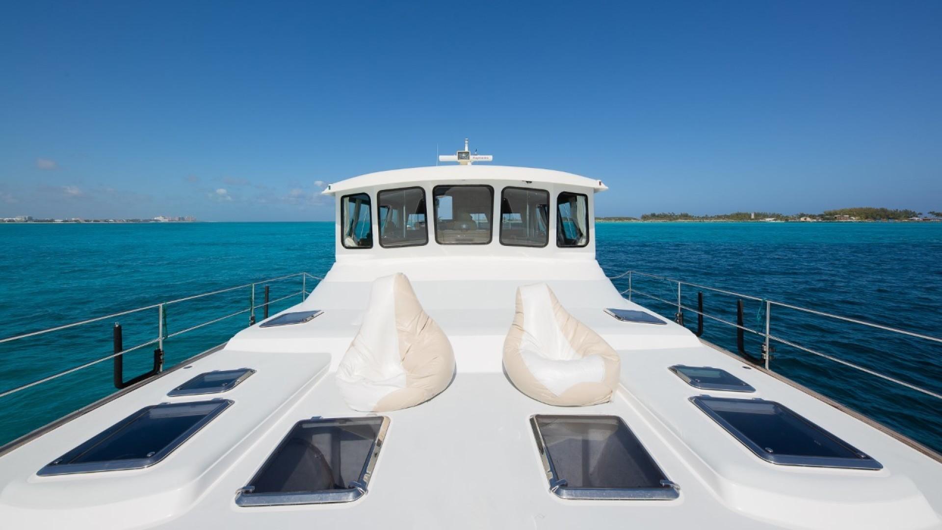 Portsmouth-Power Catamaran 2003-Giovannino Stuart-Florida-United States-deck-1469441 | Thumbnail