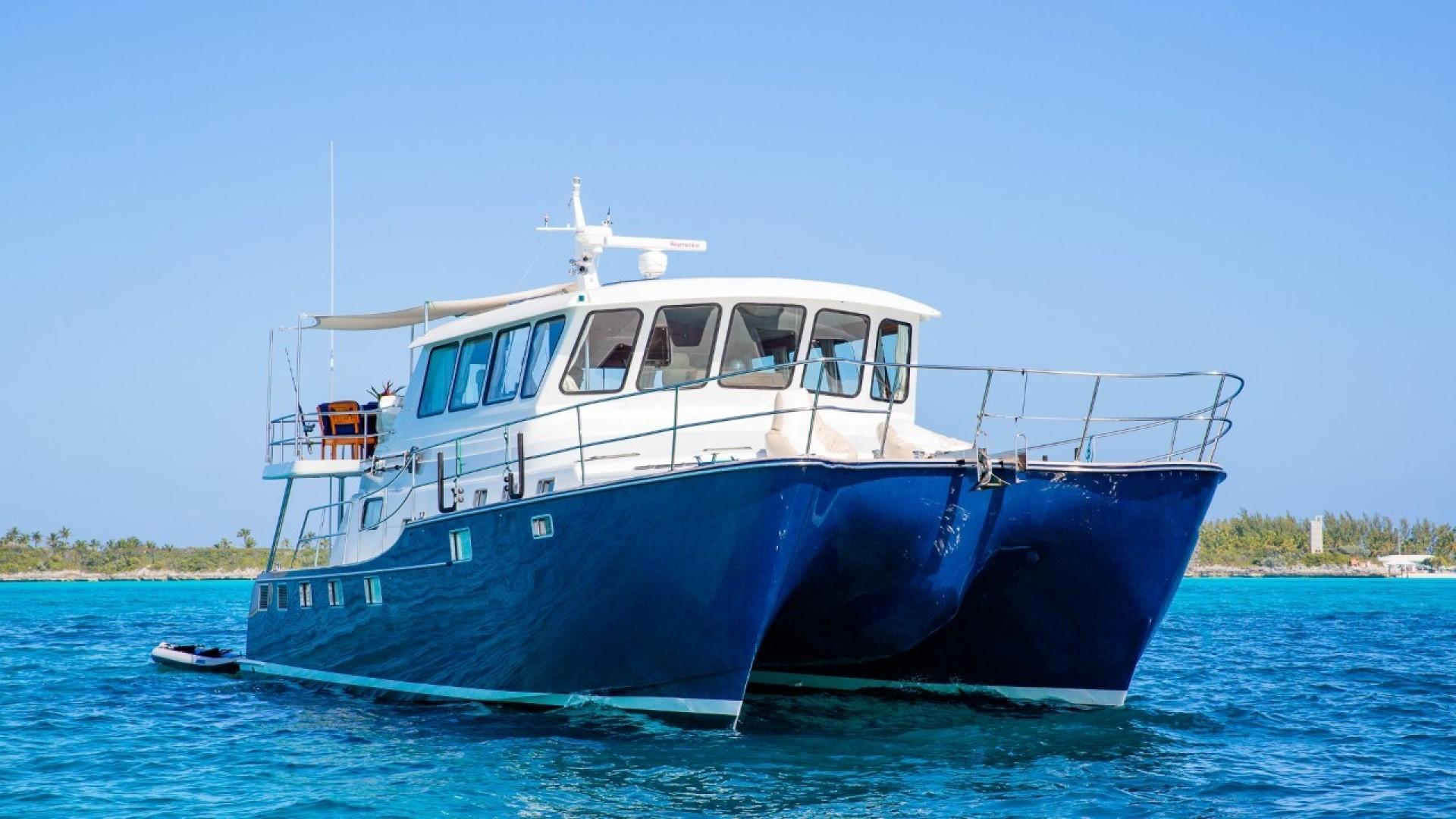 Portsmouth-Power Catamaran 2003-Giovannino Stuart-Florida-United States-starboard-bow-1469438 | Thumbnail