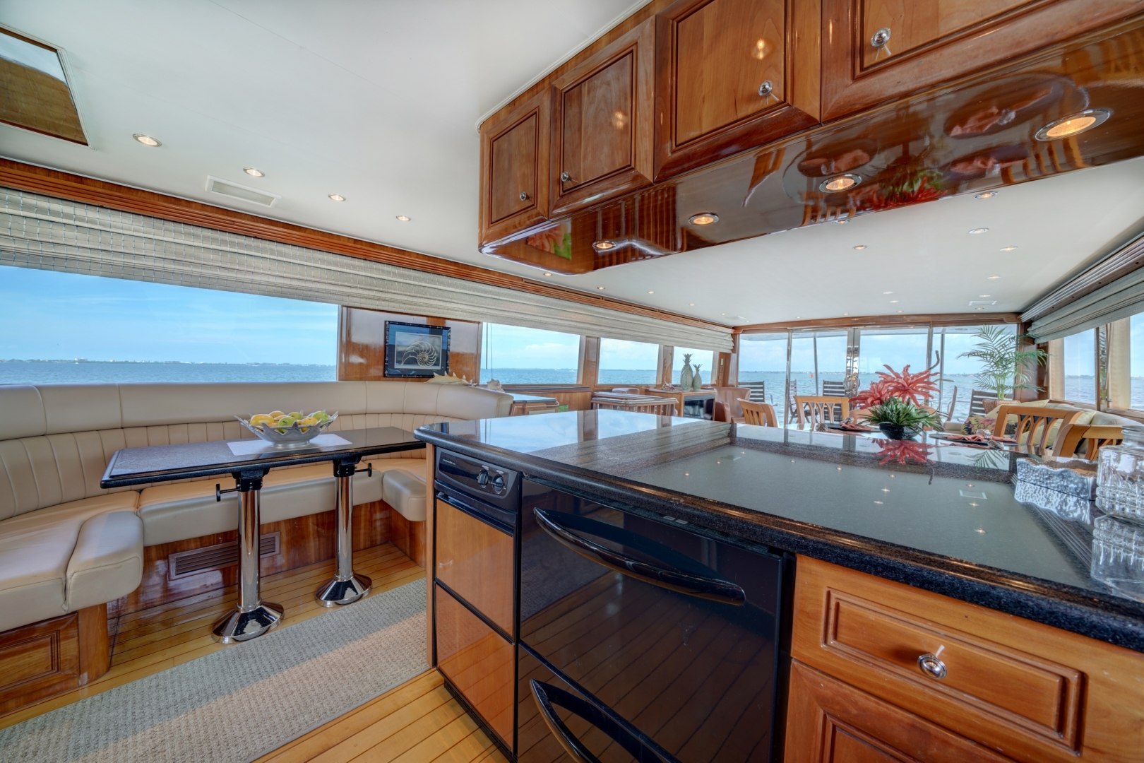 Hatteras-74 Sport Deck Motor  Yacht 1999-TRIX SEA Longboat Key-Florida-United States-1469567 | Thumbnail