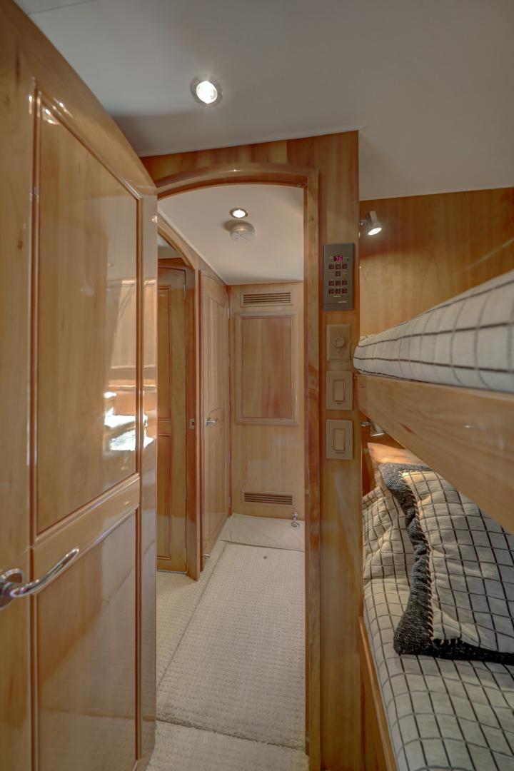 Hatteras-74 Sport Deck Motor  Yacht 1999-TRIX SEA Longboat Key-Florida-United States-1469578 | Thumbnail