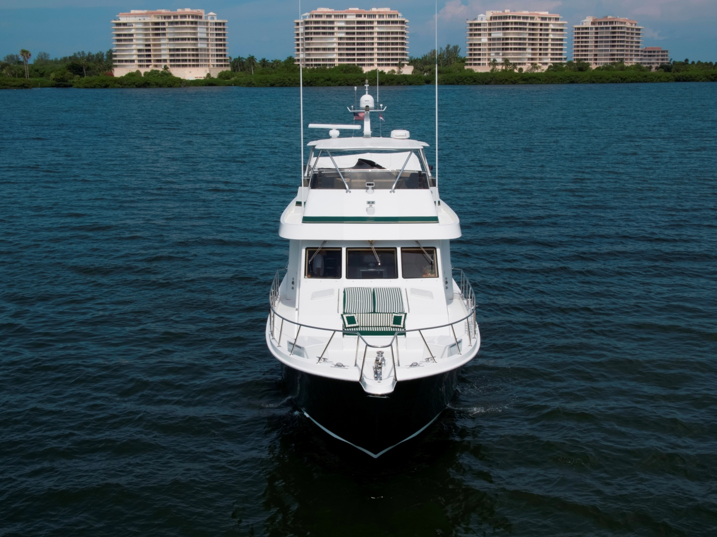 Hatteras-74 Sport Deck Motor  Yacht 1999-TRIX SEA Longboat Key-Florida-United States-1469556 | Thumbnail
