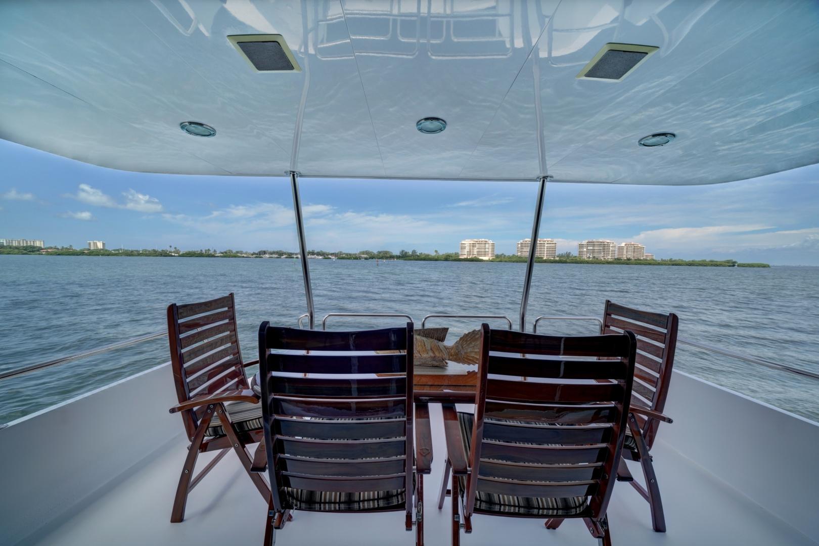 Hatteras-74 Sport Deck Motor  Yacht 1999-TRIX SEA Longboat Key-Florida-United States-1469596 | Thumbnail