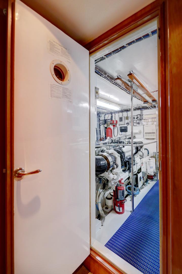 Hatteras-74 Sport Deck Motor  Yacht 1999-TRIX SEA Longboat Key-Florida-United States-1469601 | Thumbnail