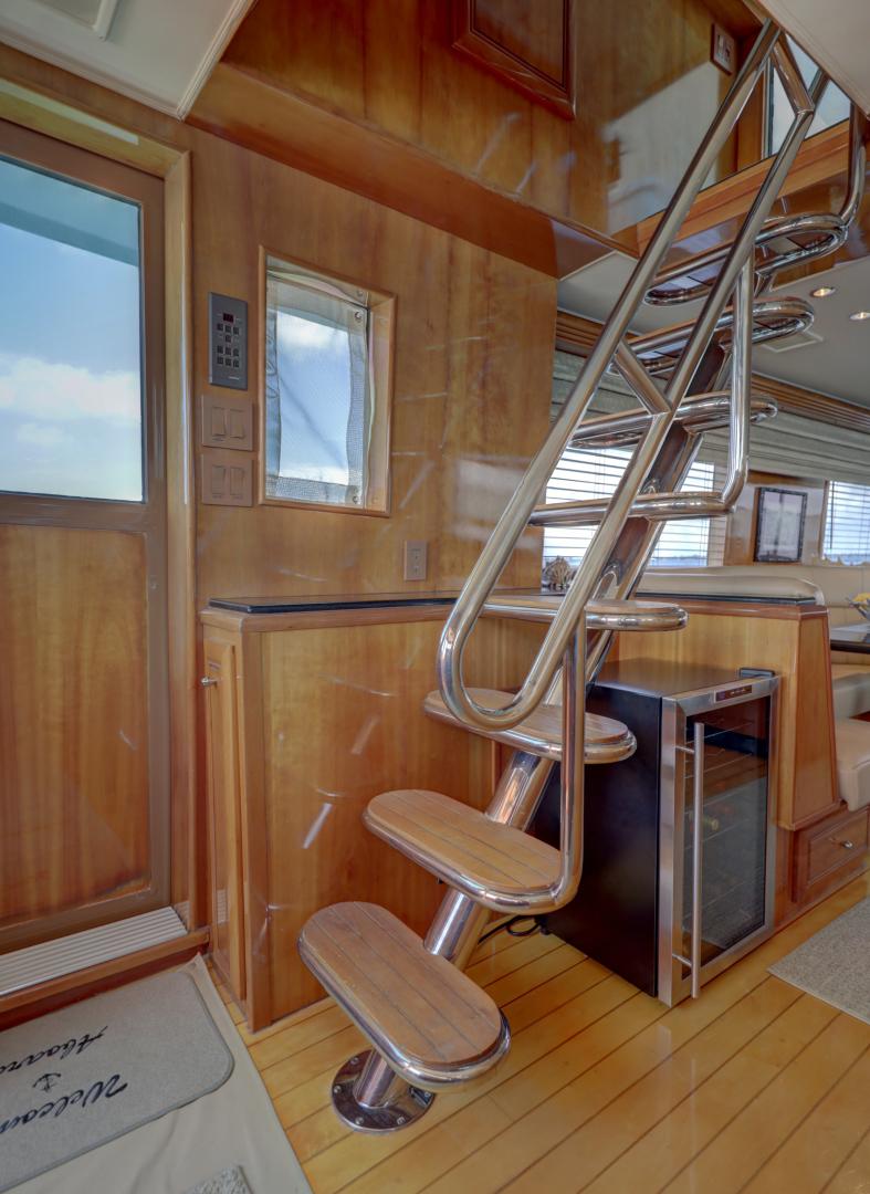 Hatteras-74 Sport Deck Motor  Yacht 1999-TRIX SEA Longboat Key-Florida-United States-1469585 | Thumbnail