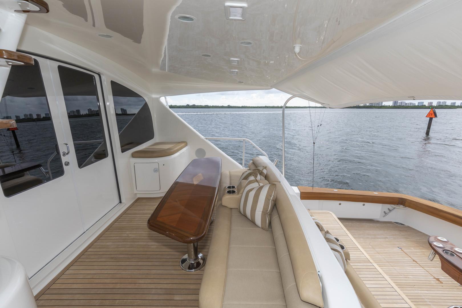 Viking-Enclosed Bridge Sportfish 2016-Bella Dona Di Boca Raton-Florida-United States-1487952 | Thumbnail