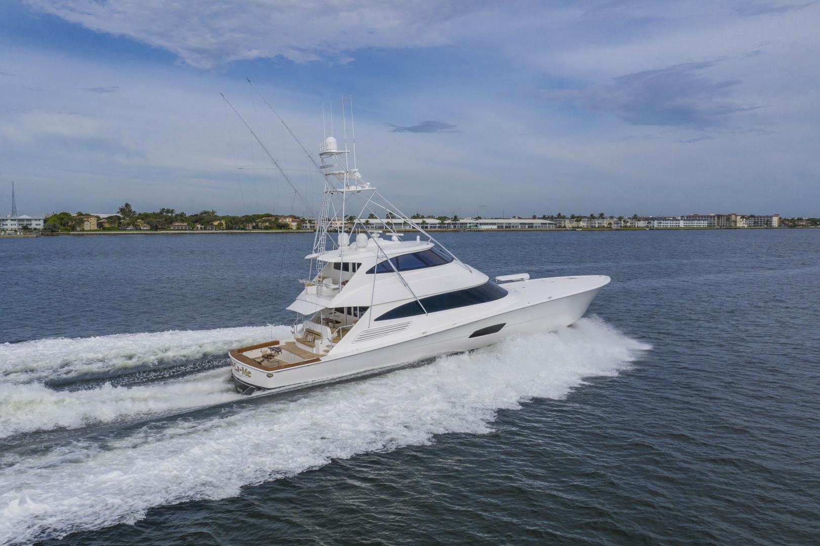 Viking-Enclosed Bridge Sportfish 2016-Fa La Me Palm Beach-Florida-United States-Profile-1487812 | Thumbnail
