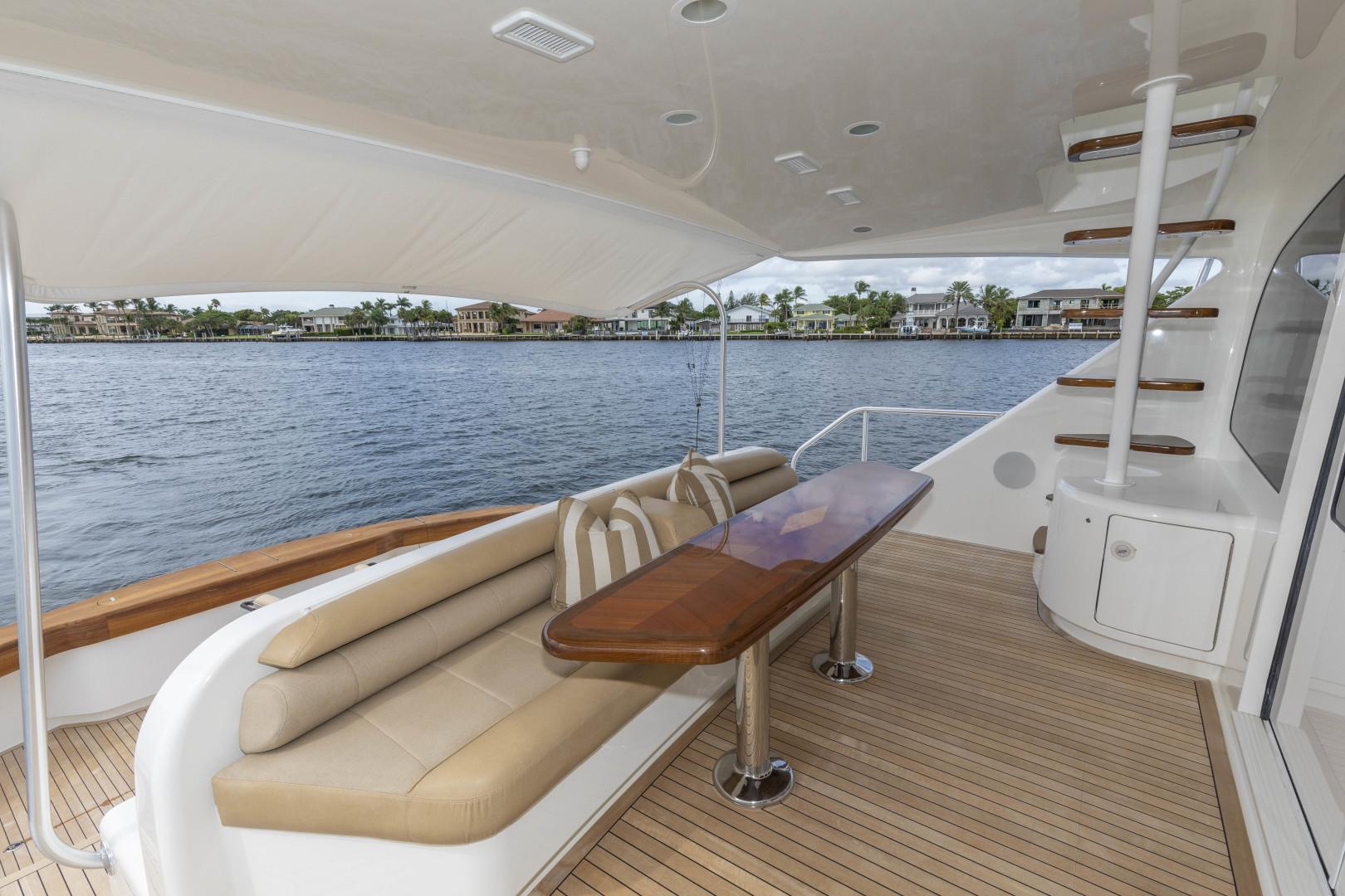Viking-Enclosed Bridge Sportfish 2016-Bella Dona Di Boca Raton-Florida-United States-1487951 | Thumbnail