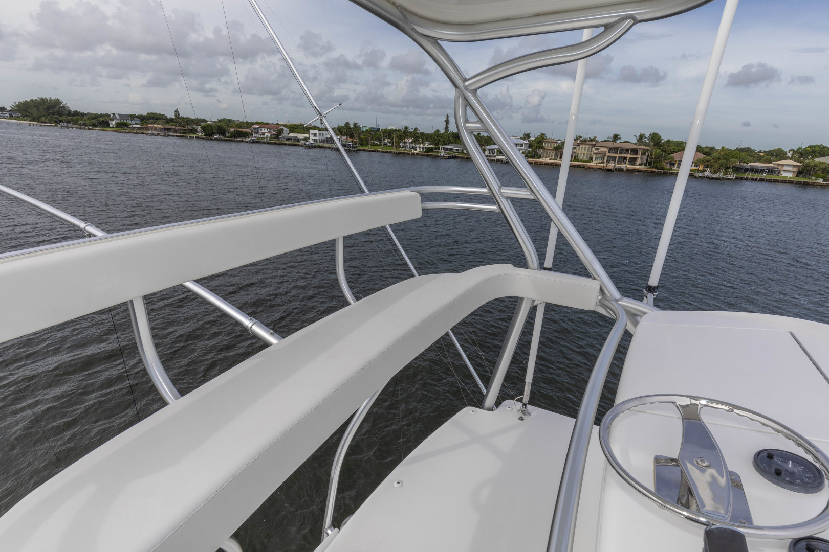 Viking-Enclosed Bridge Sportfish 2016-Bella Dona Di Boca Raton-Florida-United States-1487968 | Thumbnail