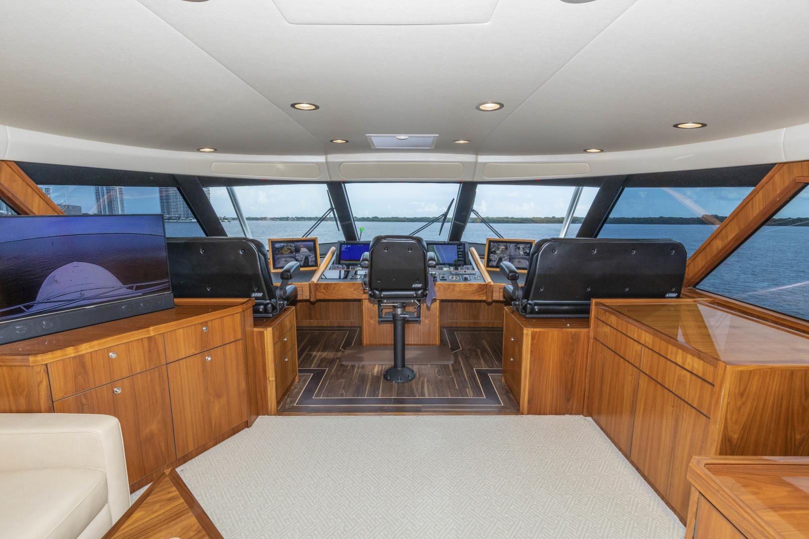 Viking-Enclosed Bridge Sportfish 2016-Bella Dona Di Boca Raton-Florida-United States-1487971 | Thumbnail