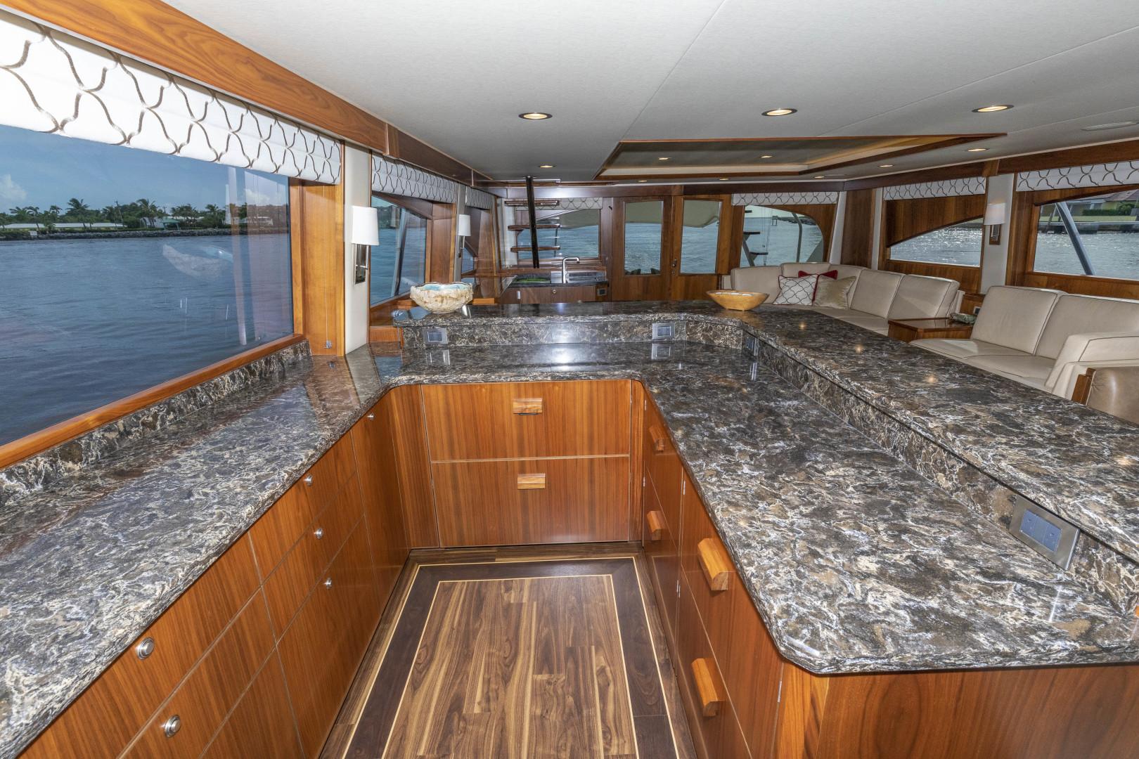 Viking-Enclosed Bridge Sportfish 2016-Bella Dona Di Boca Raton-Florida-United States-1487998 | Thumbnail