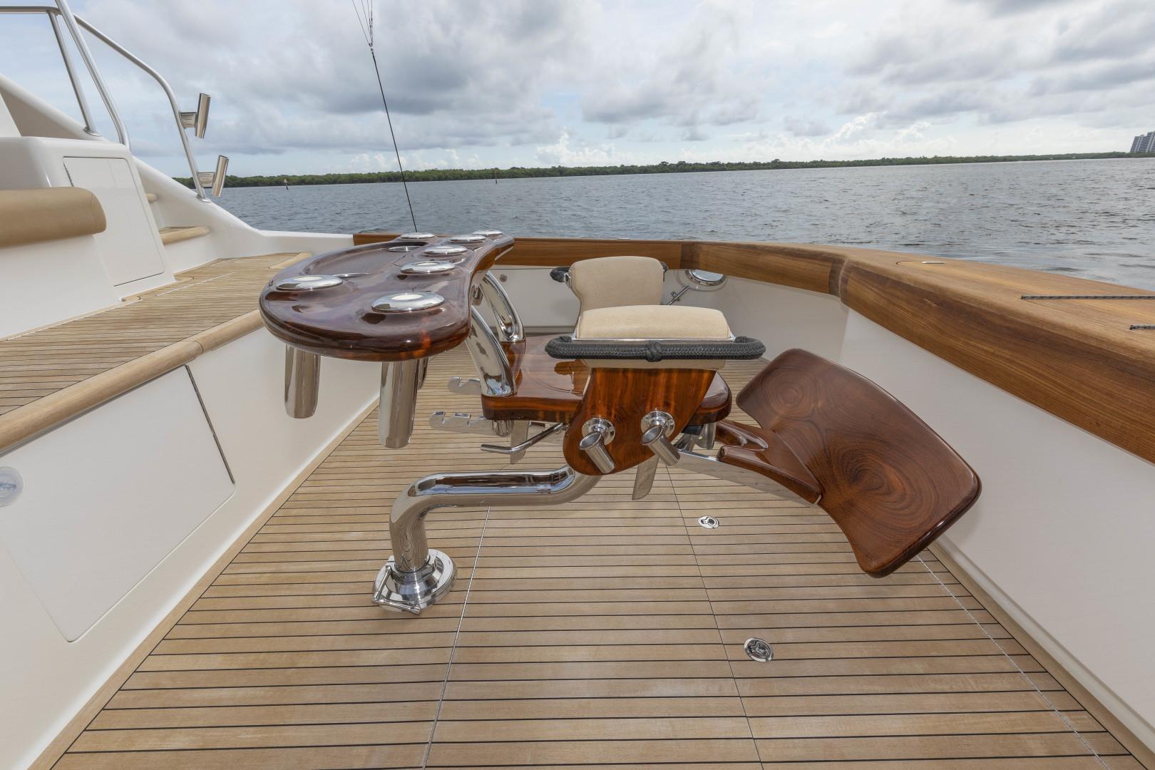 Viking-Enclosed Bridge Sportfish 2016-Bella Dona Di Boca Raton-Florida-United States-1487938 | Thumbnail