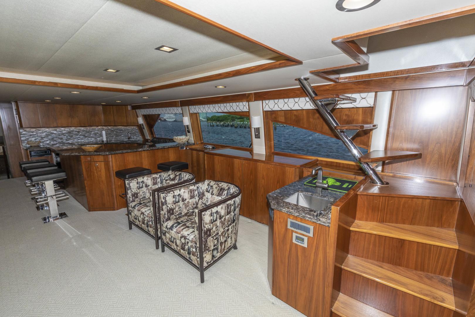 Viking-Enclosed Bridge Sportfish 2016-Bella Dona Di Boca Raton-Florida-United States-1487982 | Thumbnail