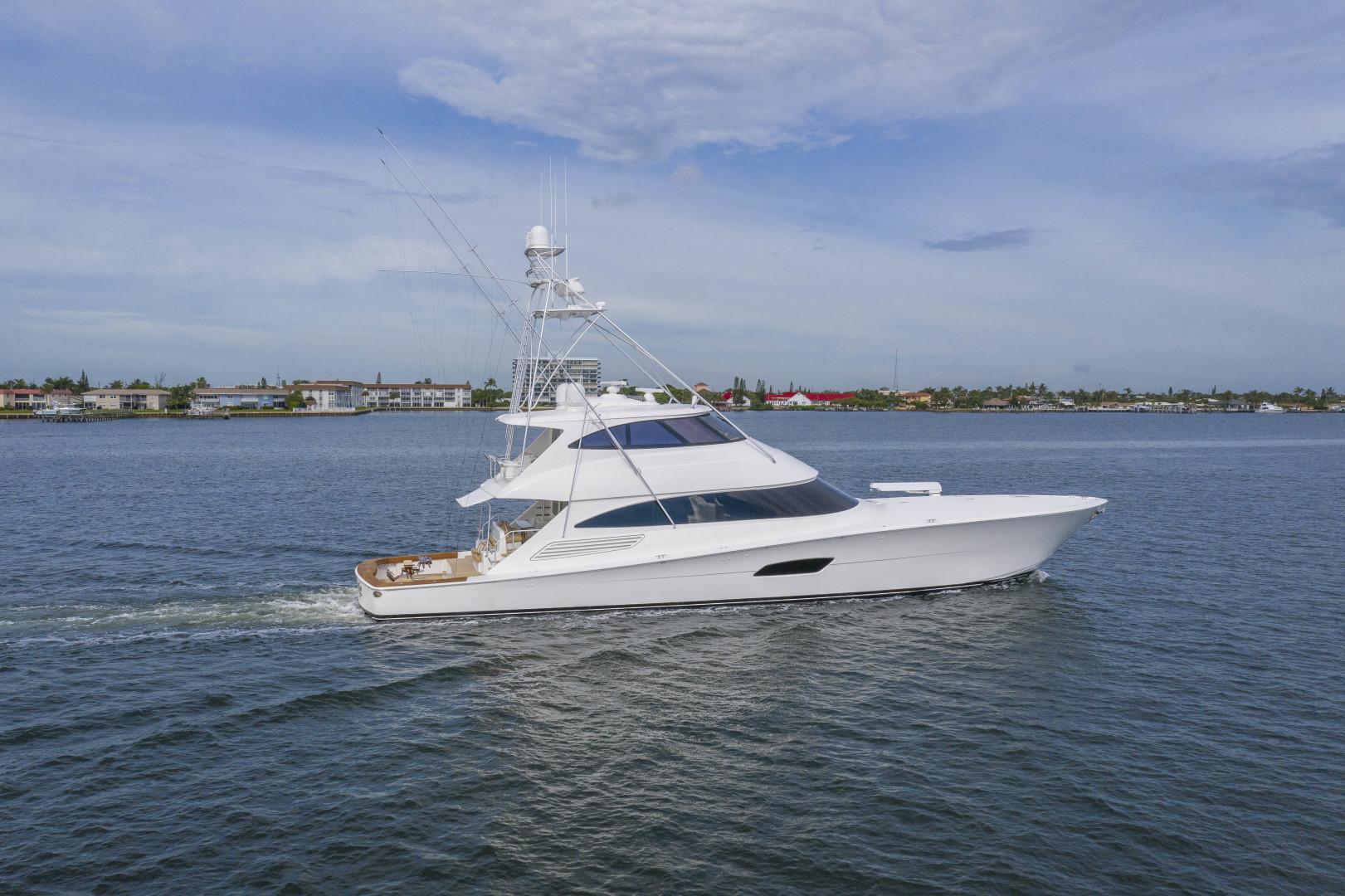 Viking-Enclosed Bridge Sportfish 2016-Bella Dona Di Boca Raton-Florida-United States-1487811 | Thumbnail