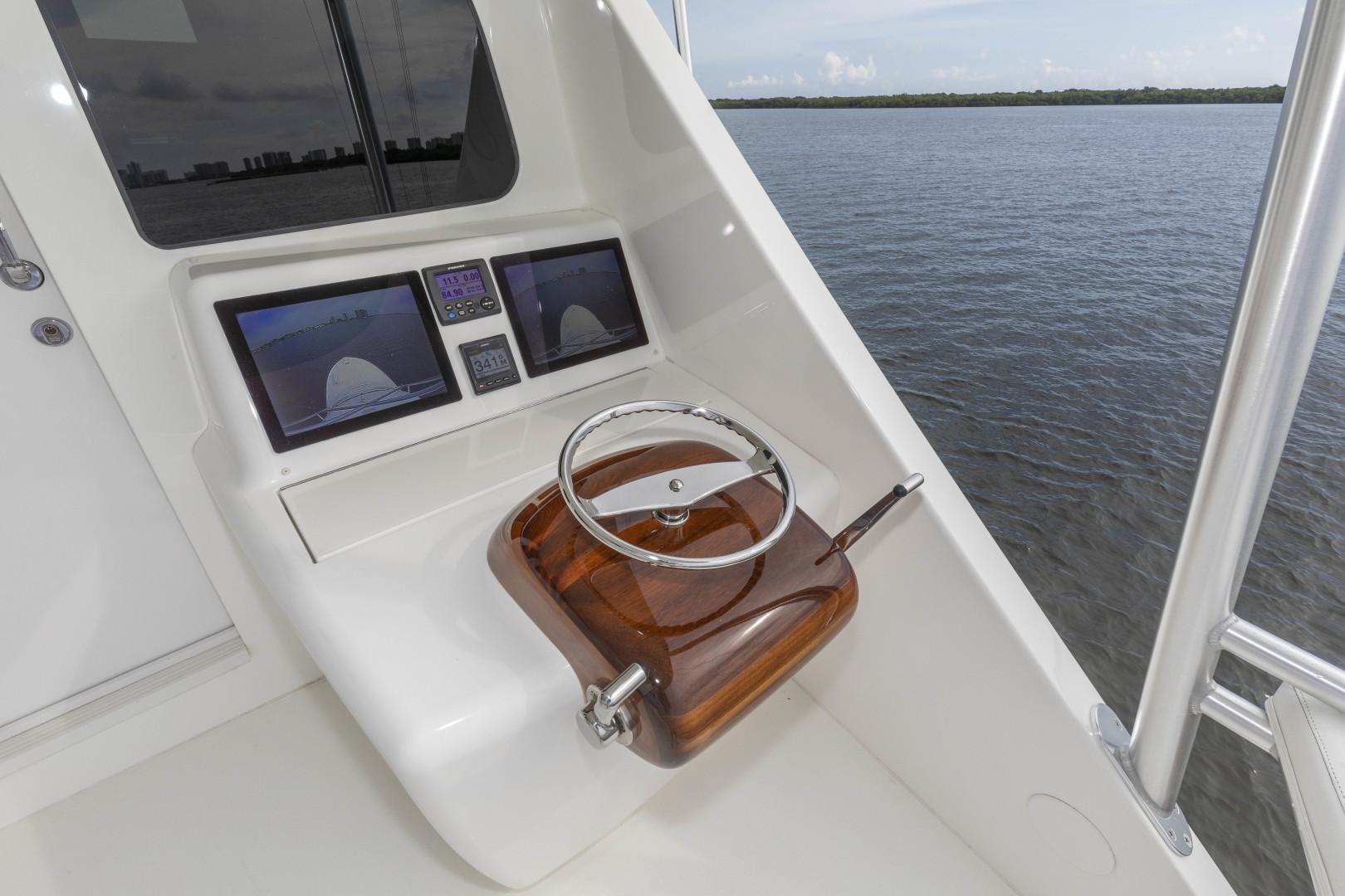 Viking-Enclosed Bridge Sportfish 2016-Bella Dona Di Boca Raton-Florida-United States-1487957 | Thumbnail