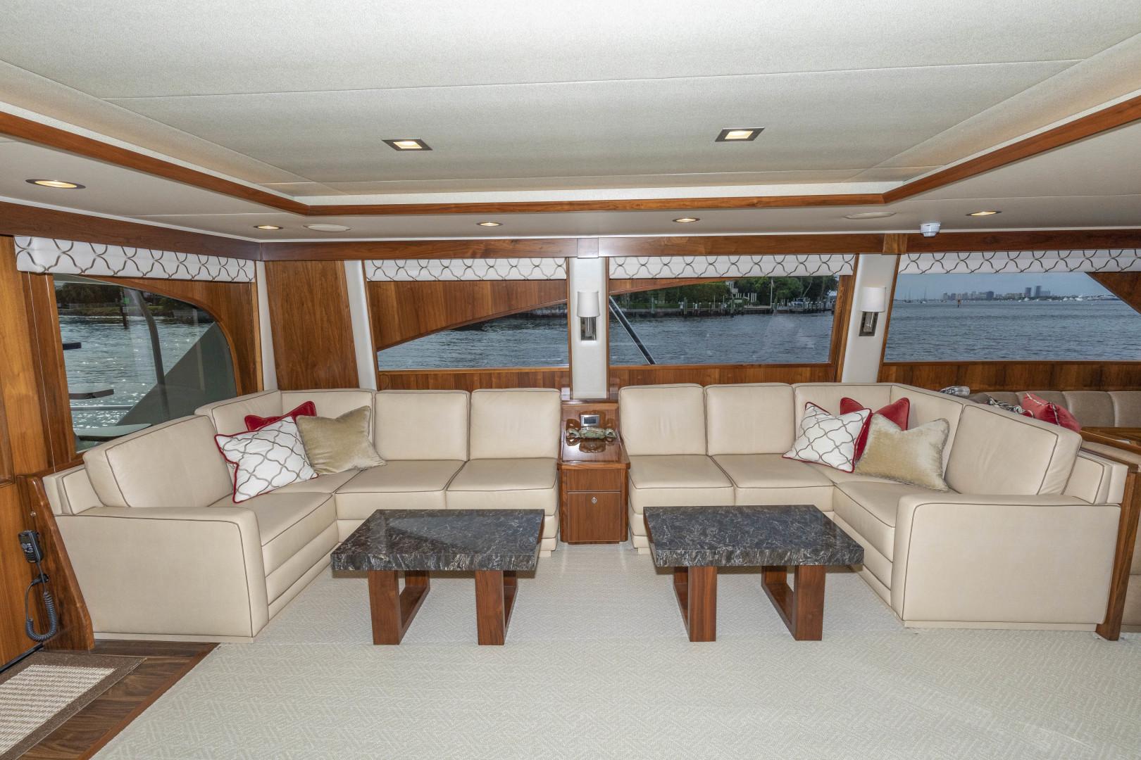 Viking-Enclosed Bridge Sportfish 2016-Bella Dona Di Boca Raton-Florida-United States-1487978 | Thumbnail