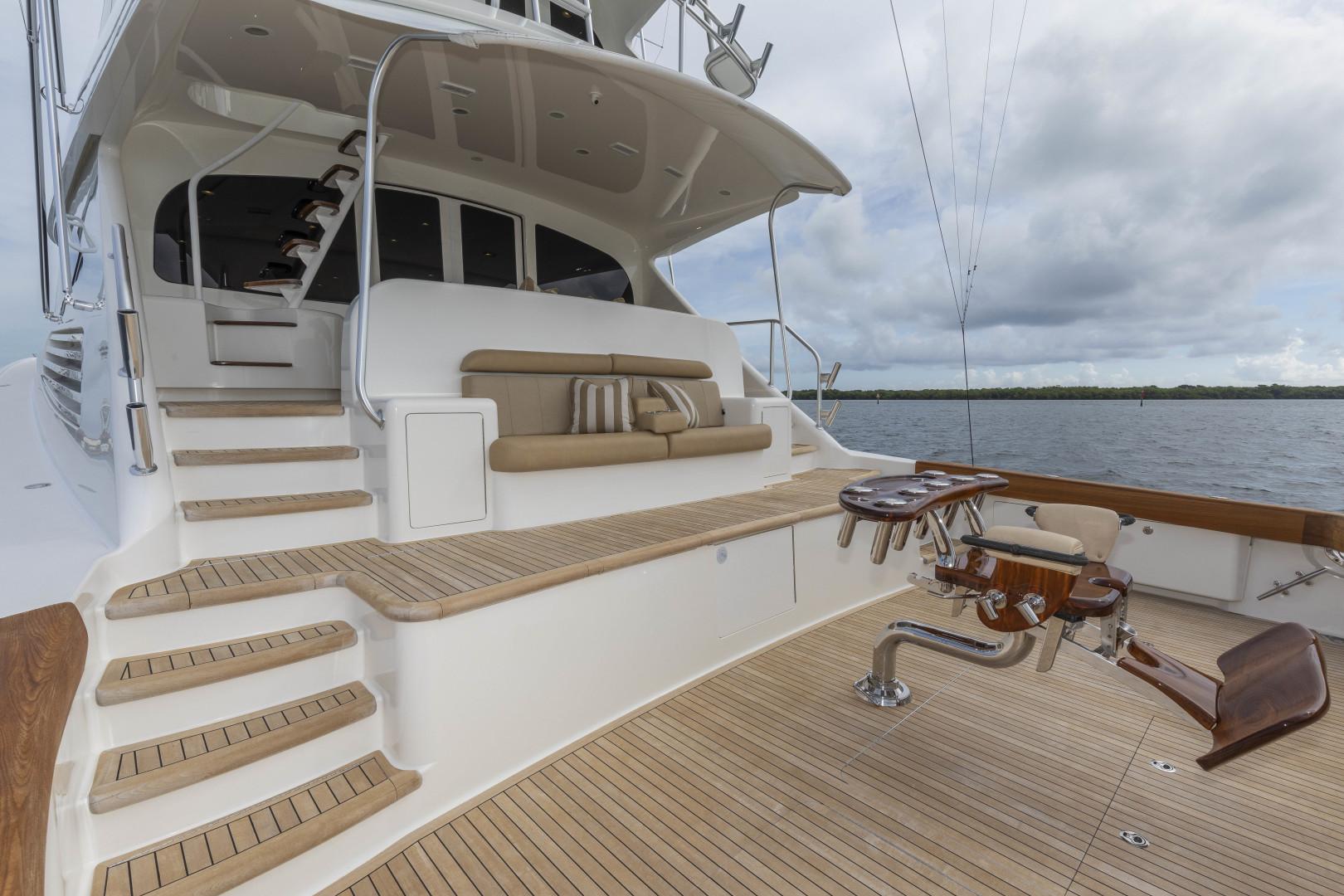 Viking-Enclosed Bridge Sportfish 2016-Bella Dona Di Boca Raton-Florida-United States-1487937 | Thumbnail