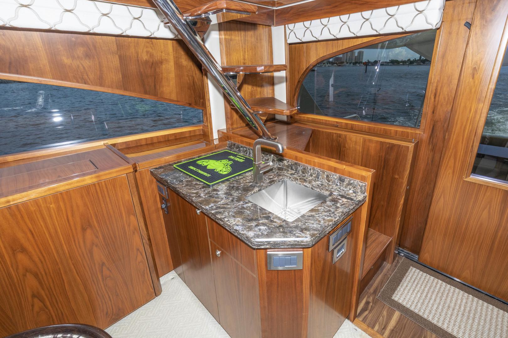 Viking-Enclosed Bridge Sportfish 2016-Bella Dona Di Boca Raton-Florida-United States-1487980 | Thumbnail