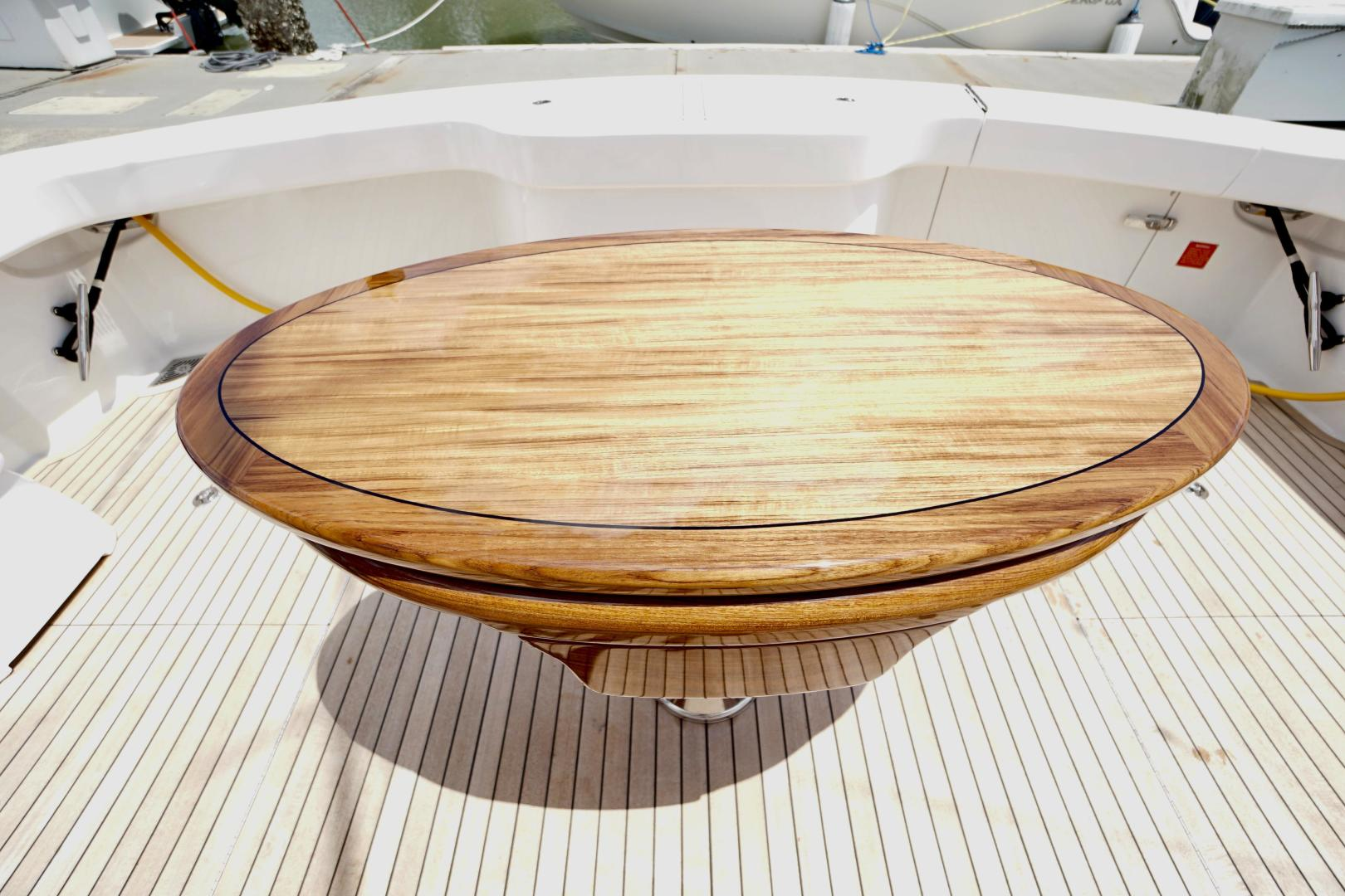 oval-teak-table