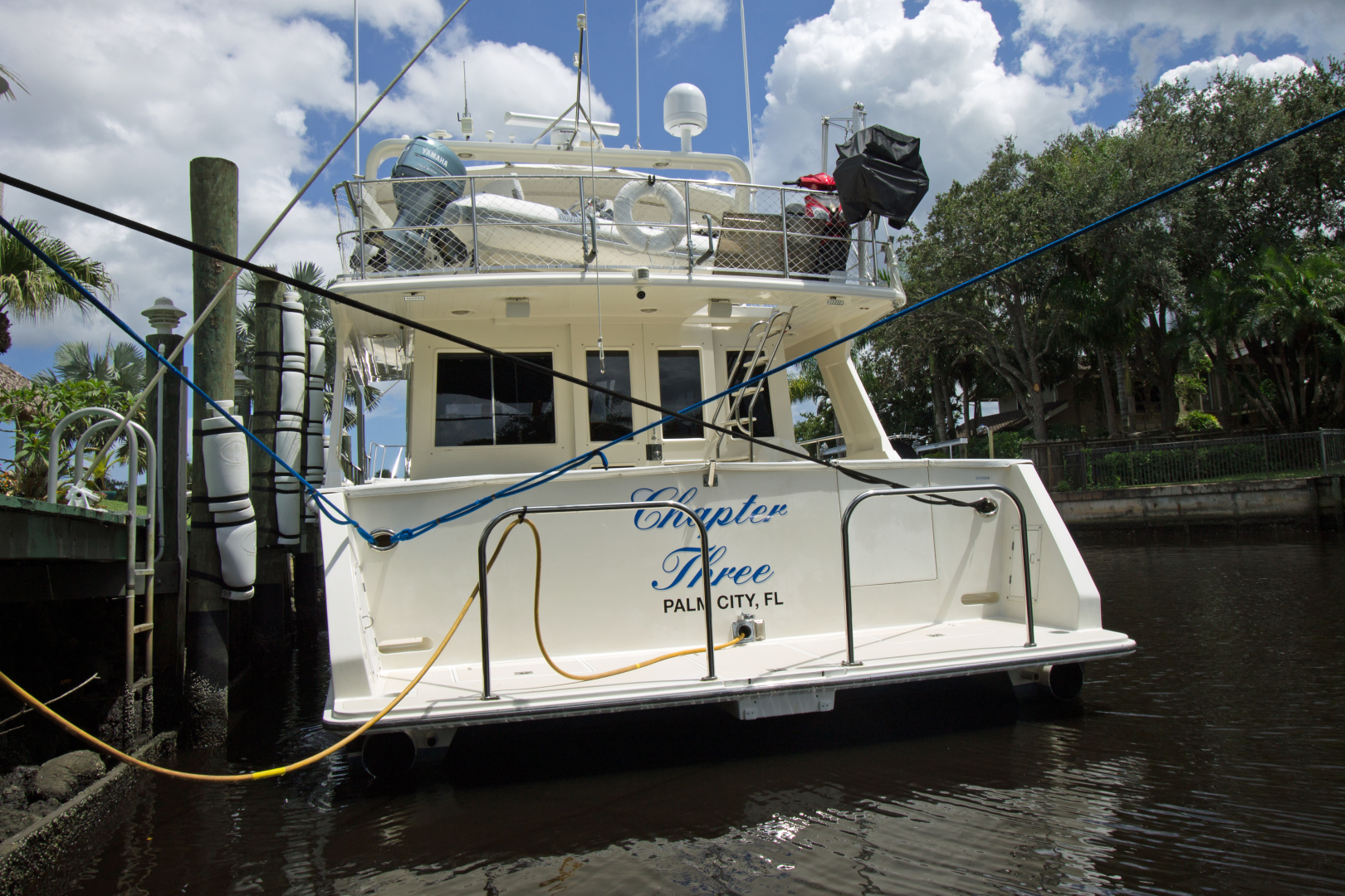 Offshore Yachts-1999 1999-Chapter Three Palm City-Florida-United States-1470435   Thumbnail