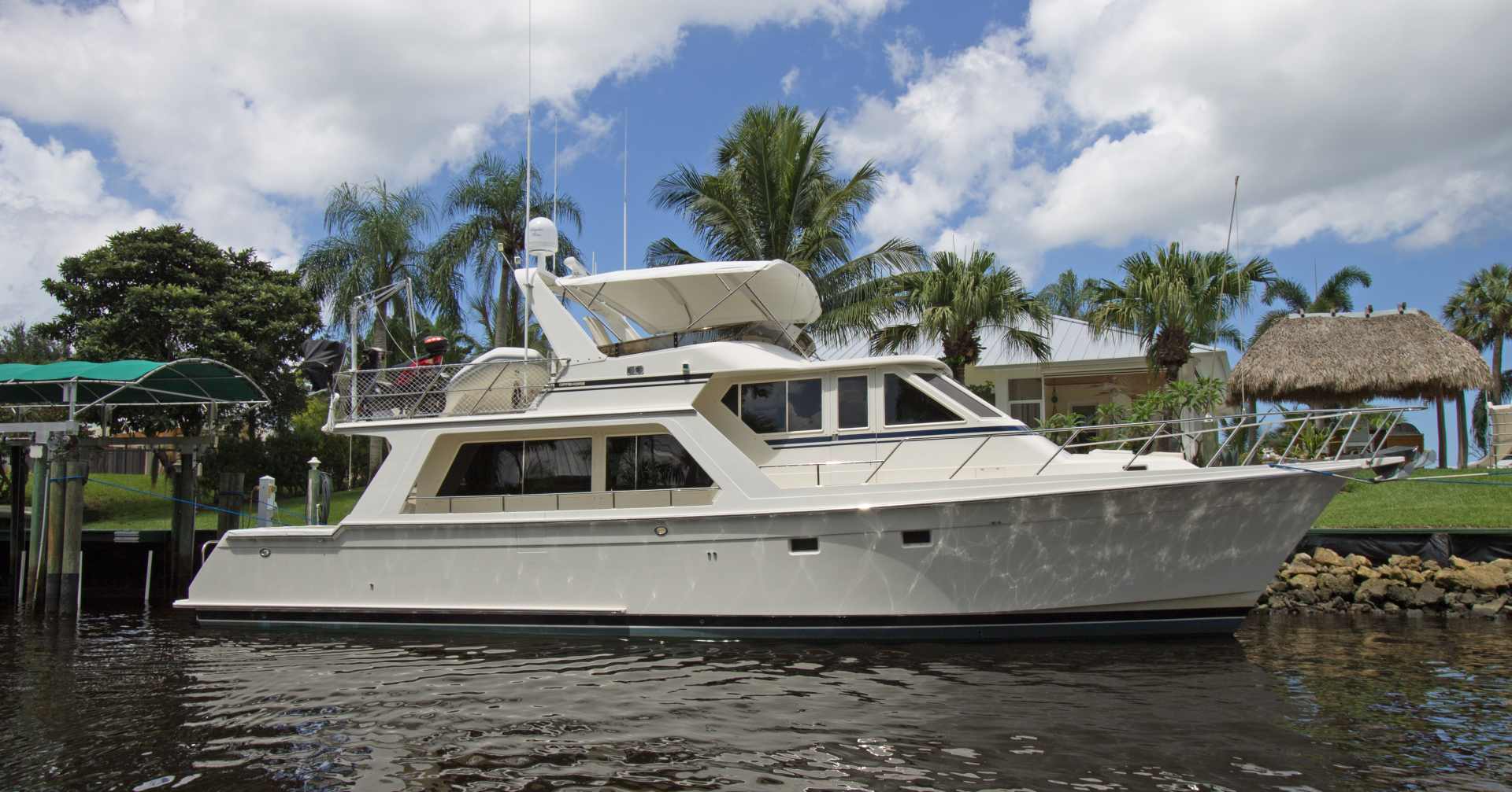 "1999 Offshore Yachts 54' 1999 ""Chapter Three"""