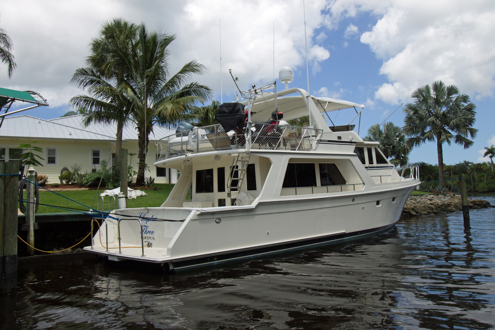Offshore Yachts-1999 1999-Chapter Three Palm City-Florida-United States-1470436   Thumbnail