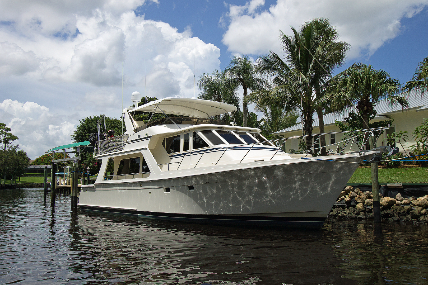 Offshore Yachts-1999 1999-Chapter Three Palm City-Florida-United States-1470438   Thumbnail