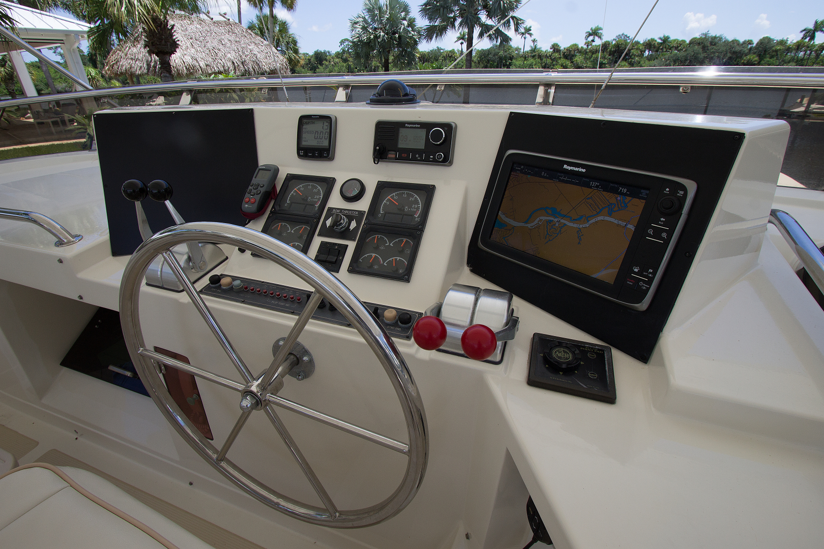 Offshore Yachts-1999 1999-Chapter Three Palm City-Florida-United States-1470430   Thumbnail