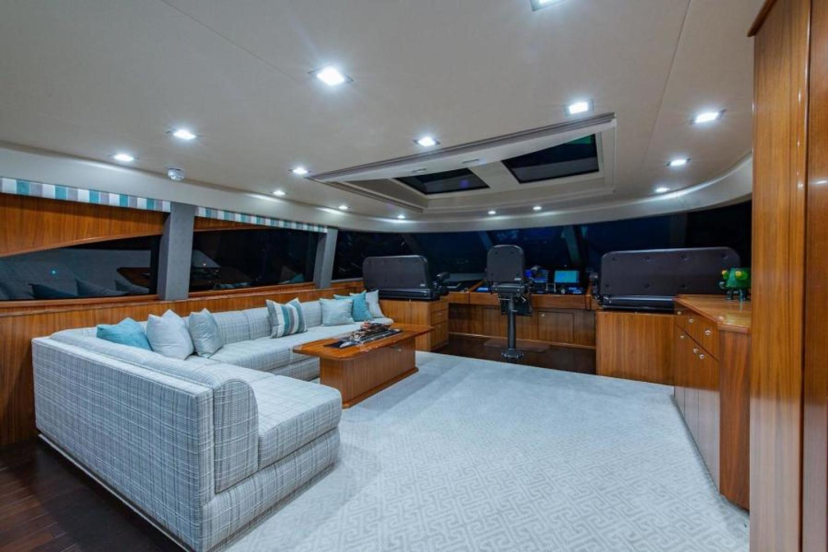 Viking-Motoryacht Enclosed Flybridge 2018-BOOK ENDS Fort Lauderdale-Florida-United States-Enclosed Flybridge-1470626 | Thumbnail