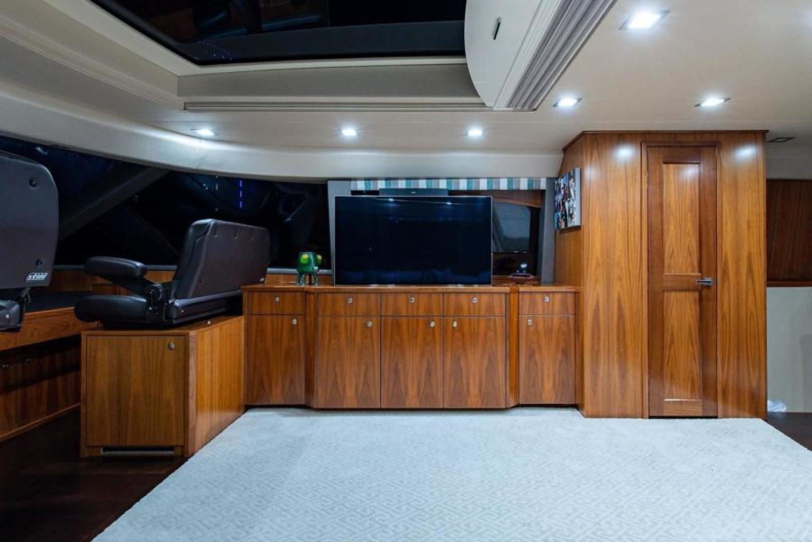 Viking-Motoryacht Enclosed Flybridge 2018-BOOK ENDS Fort Lauderdale-Florida-United States-Enclosed Flybridge-1470630 | Thumbnail