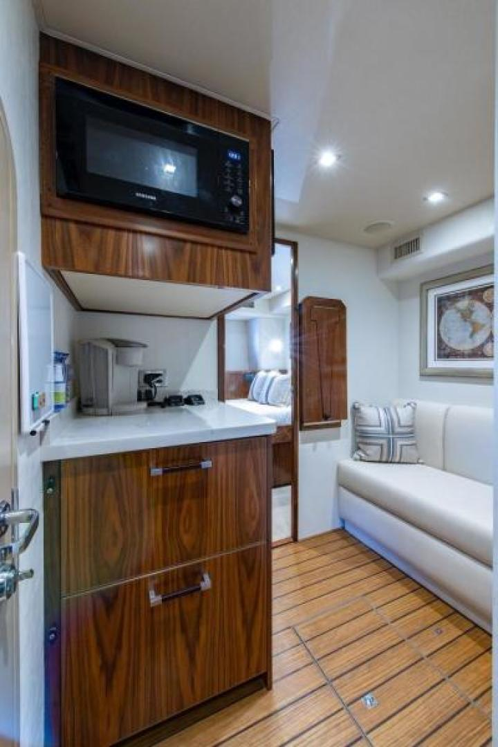 Viking-Motoryacht Enclosed Flybridge 2018-BOOK ENDS Fort Lauderdale-Florida-United States-Crew Quarters-1470623 | Thumbnail