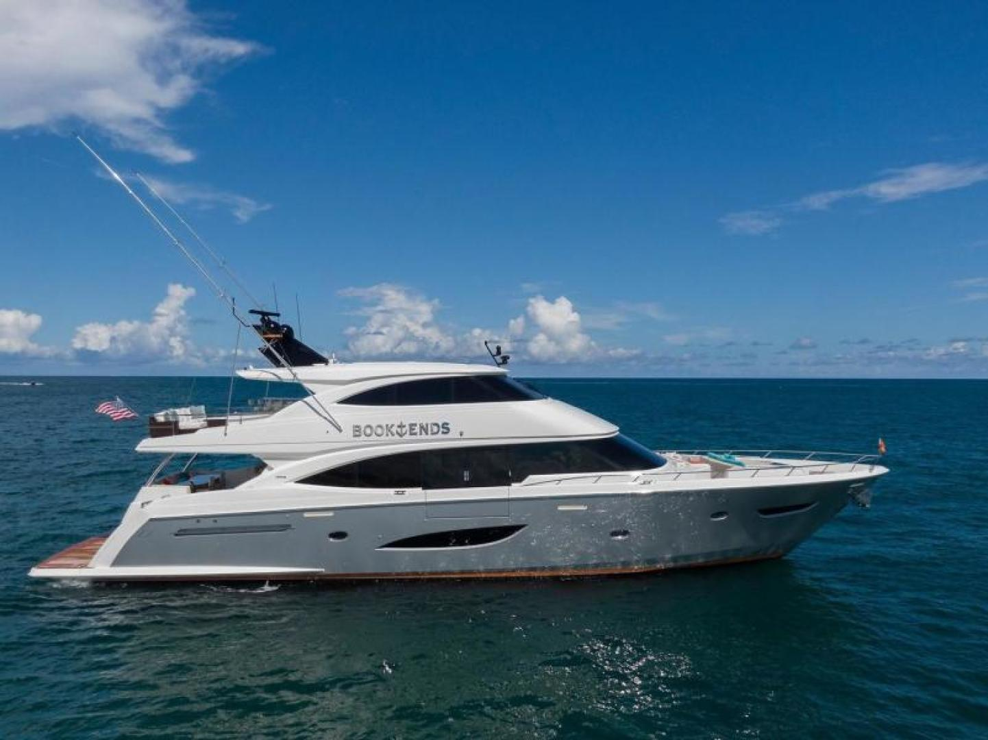 Viking-Motoryacht Enclosed Flybridge 2018-BOOK ENDS Fort Lauderdale-Florida-United States-BOOK ENDS-1470568 | Thumbnail