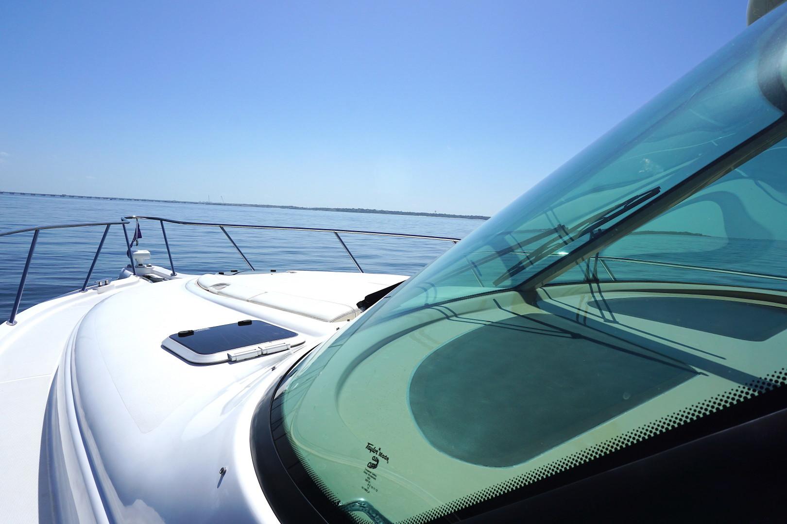Tiara Yachts-45 Sovran 2015-Captains Choice Pensacola-Florida-United States-2015 45 Tiara Sovran Captains Choice BOW WINDSHIELD-1484300   Thumbnail