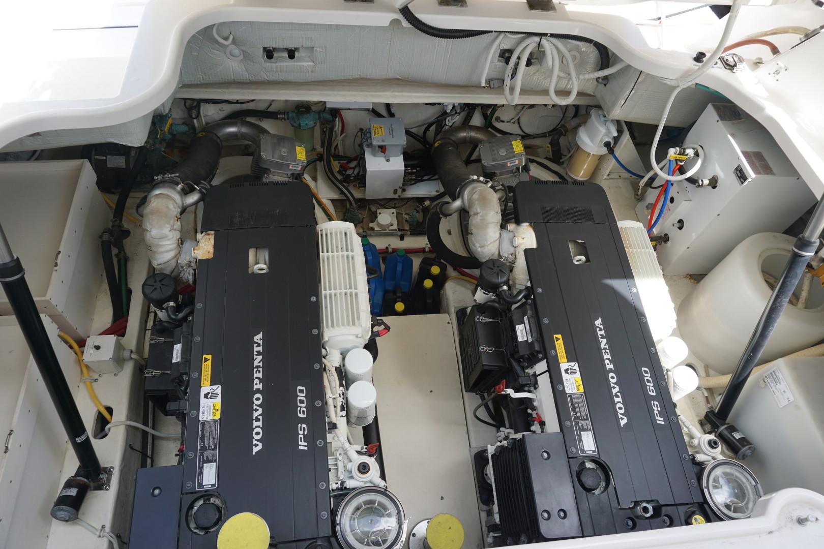 Tiara Yachts-45 Sovran 2015-Captains Choice Pensacola-Florida-United States-2015 45 Tiara Sovran Captains Choice ENGINE ROOM (3)-1484318   Thumbnail
