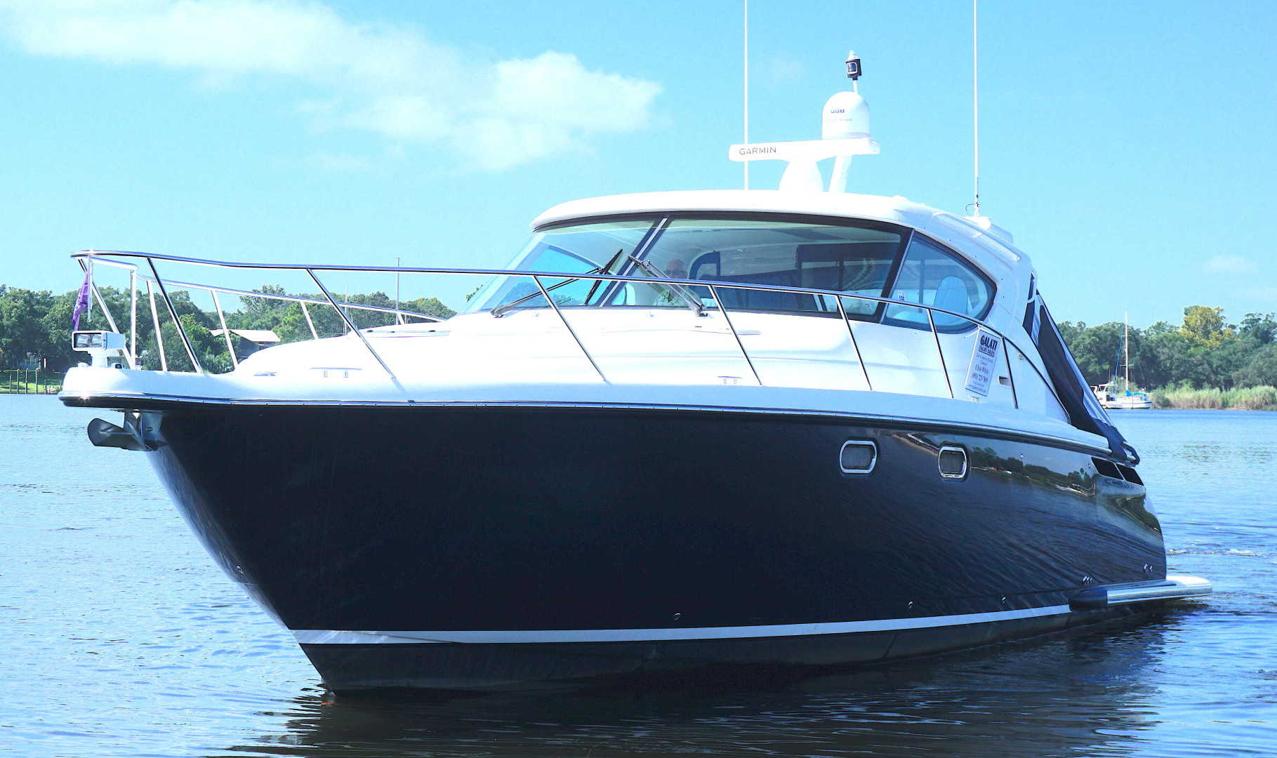 Tiara Yachts-45 Sovran 2015-Captains Choice Pensacola-Florida-United States-2015 45 Tiara Sovran Captains Choice PORT BOW 45 DEG.-1484334   Thumbnail