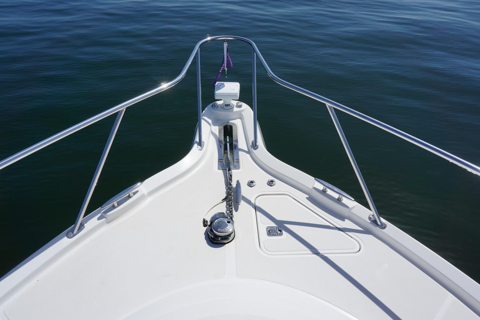 Tiara Yachts-45 Sovran 2015-Captains Choice Pensacola-Florida-United States-2015 45 Tiara Sovran Captains Choice BOW PULPIT-1484299   Thumbnail