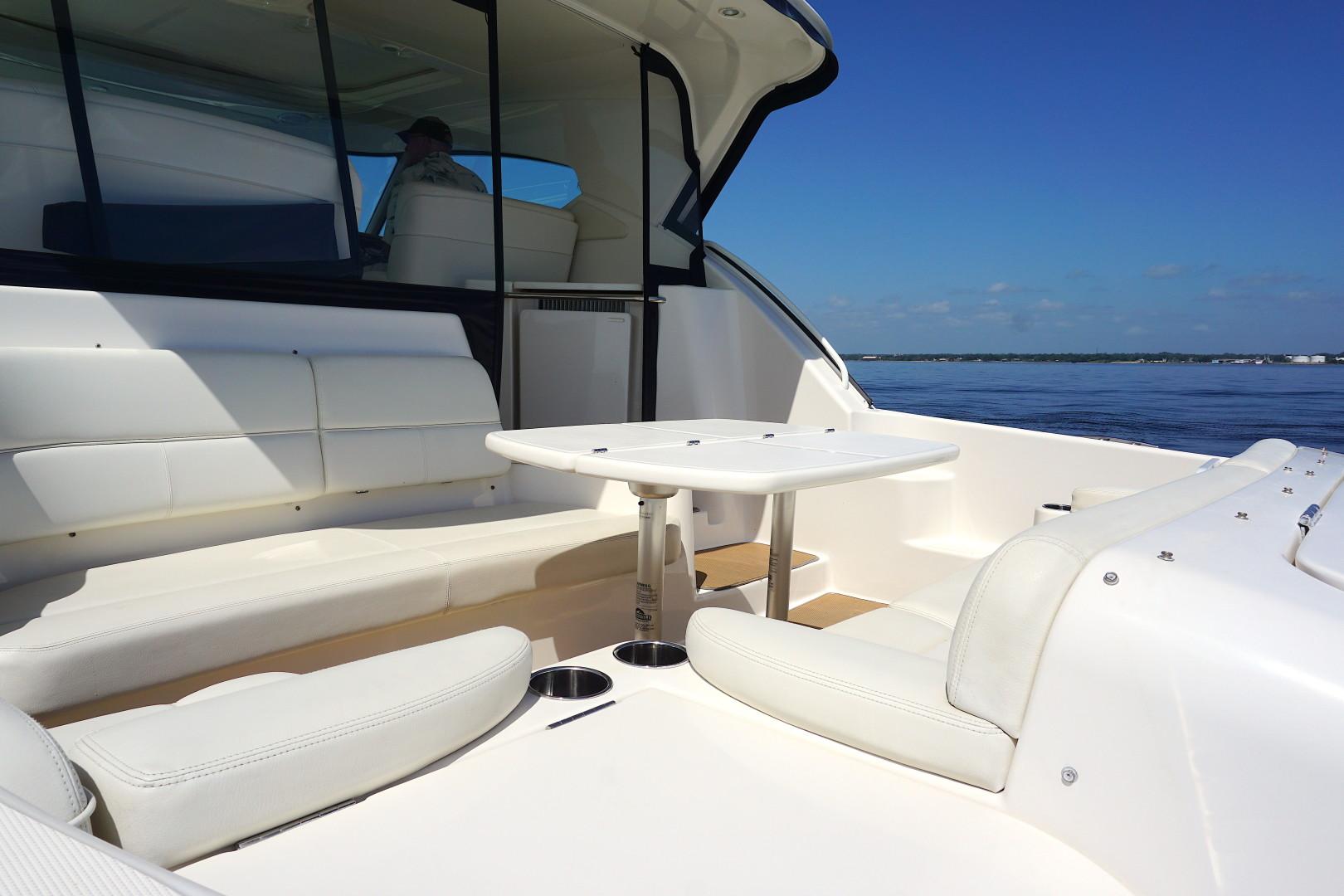 Tiara Yachts-45 Sovran 2015-Captains Choice Pensacola-Florida-United States-2015 45 Tiara Sovran Captains Choice AFT COCKPIT (1)-1484303   Thumbnail