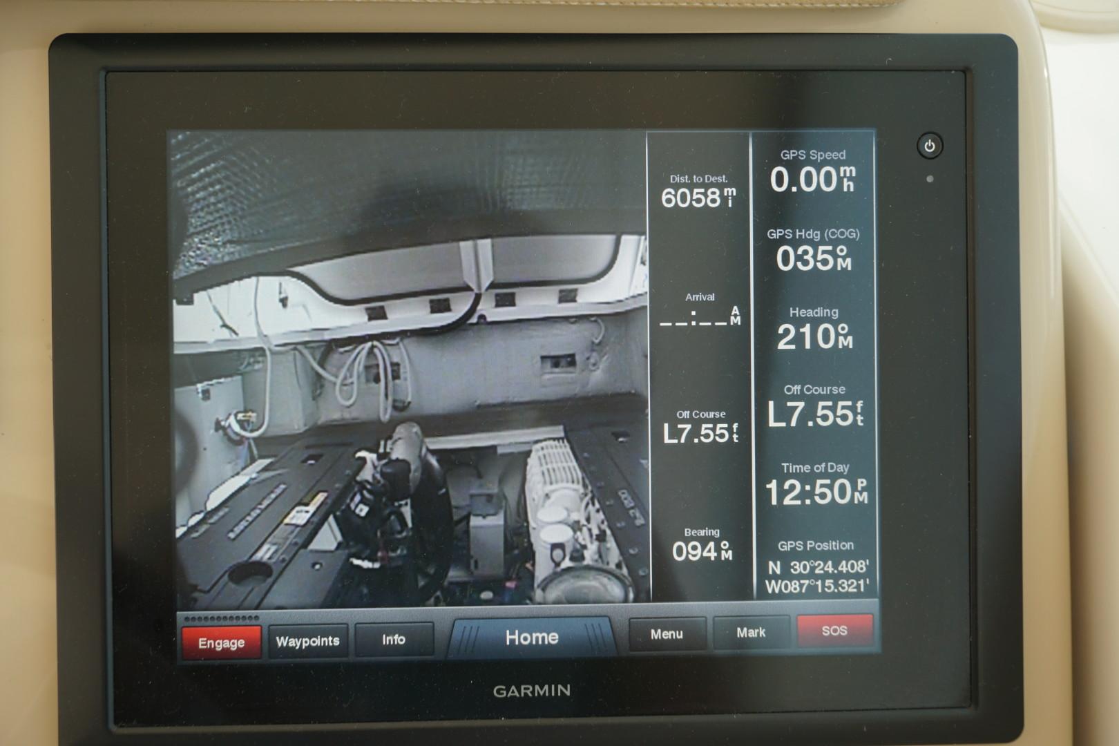 Tiara Yachts-45 Sovran 2015-Captains Choice Pensacola-Florida-United States-2015 45 Tiara Sovran Captains Choice GARMIN ENGINE CAMERA-1484319   Thumbnail