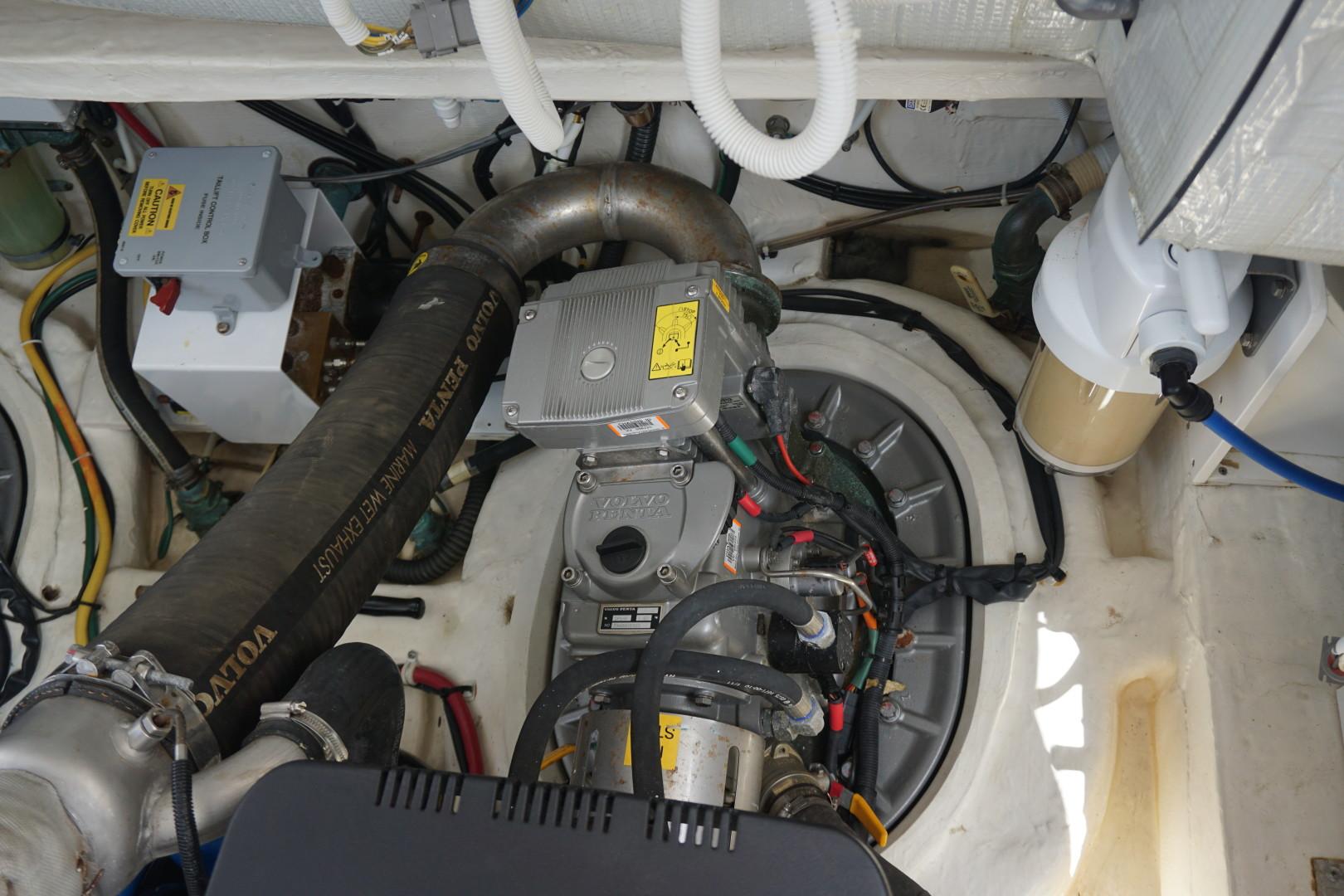 Tiara Yachts-45 Sovran 2015-Captains Choice Pensacola-Florida-United States-2015 45 Tiara Sovran Captains Choice PORT POD DRIVE-1484320   Thumbnail