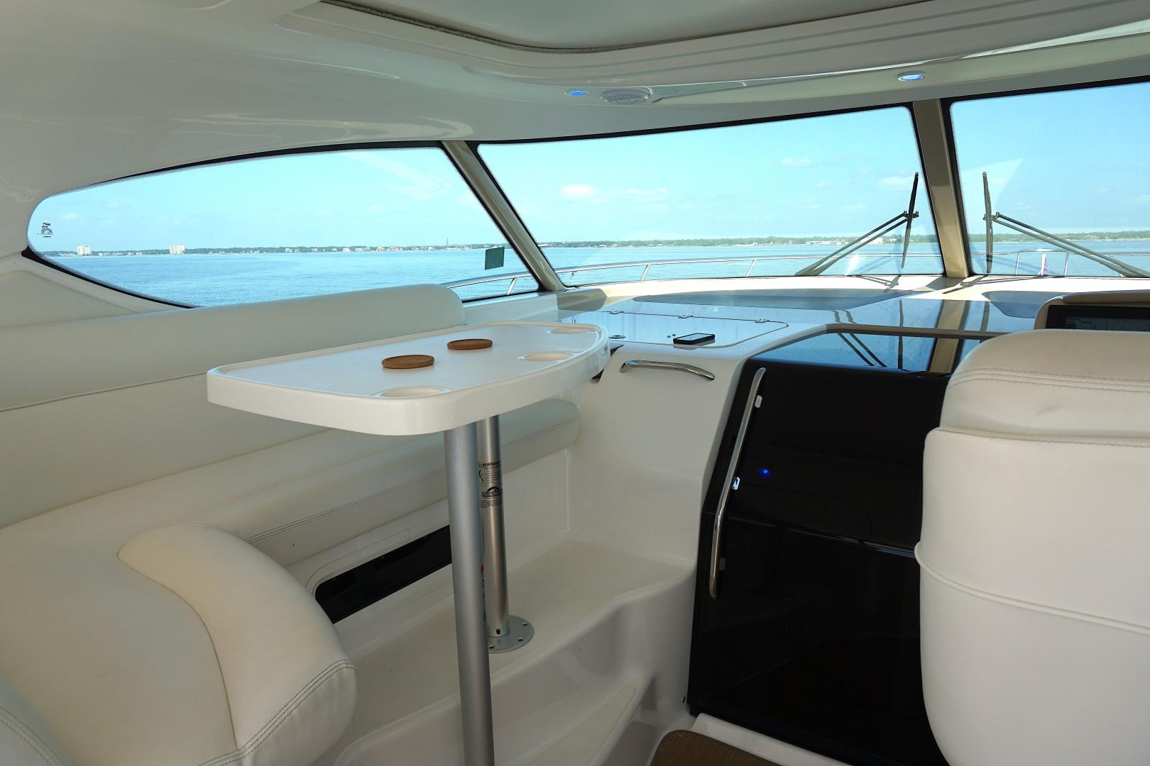 Tiara Yachts-45 Sovran 2015-Captains Choice Pensacola-Florida-United States-2015 45 Tiara Sovran Captains Choice HELM SEATING (2)-1484296   Thumbnail