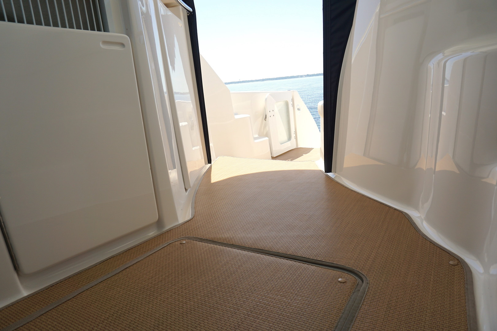 Tiara Yachts-45 Sovran 2015-Captains Choice Pensacola-Florida-United States-2015 45 Tiara Sovran Captains Choice GRASS MATT-1484321   Thumbnail
