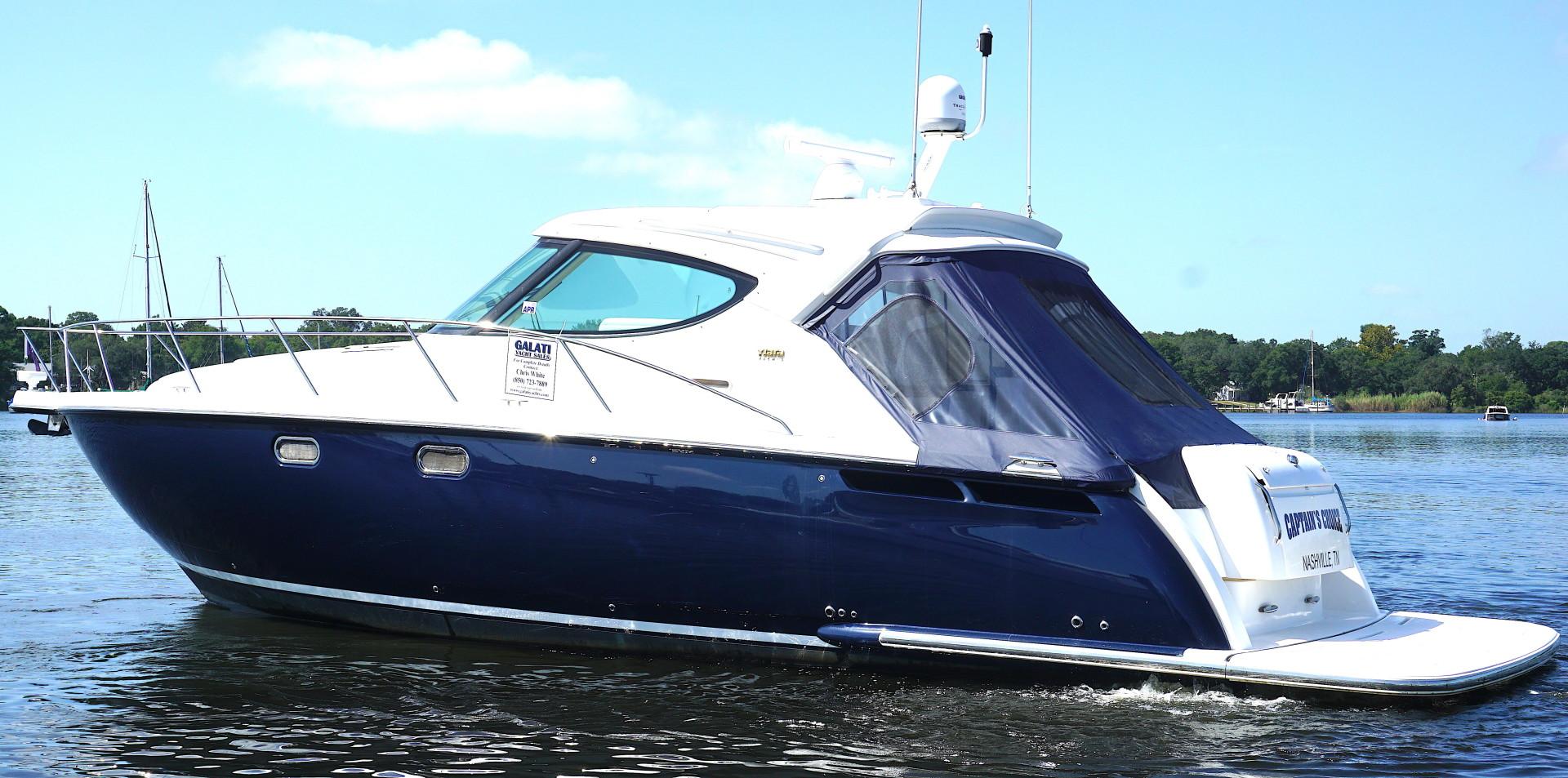 Tiara Yachts-45 Sovran 2015-Captains Choice Pensacola-Florida-United States-2015 45 Tiara Sovran Captains Choice PORT SIDE-1484335   Thumbnail