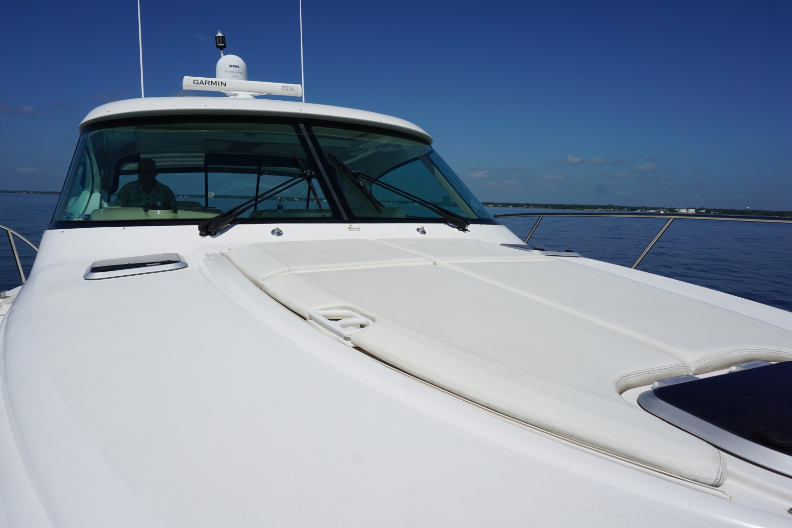 Tiara Yachts-45 Sovran 2015-Captains Choice Pensacola-Florida-United States-2015 45 Tiara Sovran Captains Choice BOW LAYOUT PAD-1484298   Thumbnail