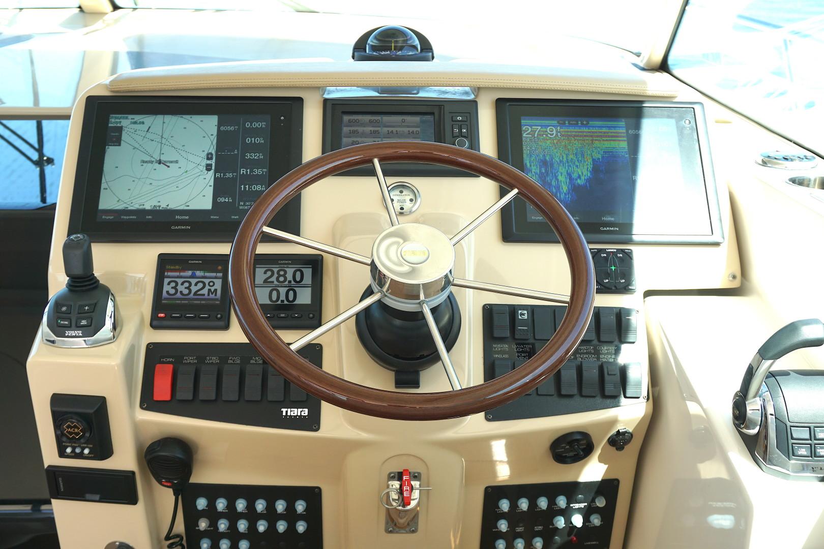 Tiara Yachts-45 Sovran 2015-Captains Choice Pensacola-Florida-United States-2015 45 Tiara Sovran Captains Choice HELM-1484297   Thumbnail
