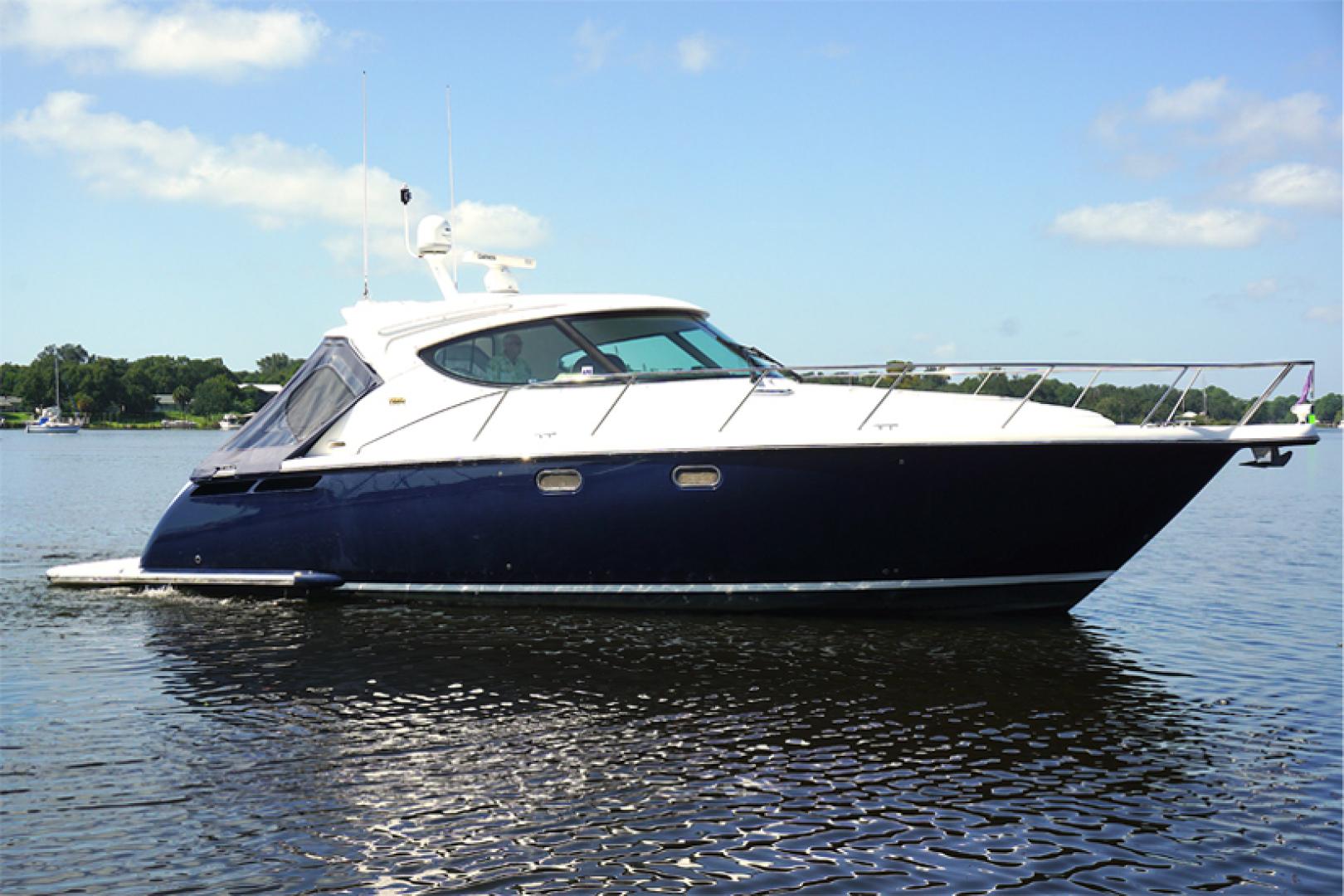 Tiara Yachts-45 Sovran 2015-Captains Choice Pensacola-Florida-United States-2015 45 Tiara Sovran Captains Choice Profile-1484271   Thumbnail
