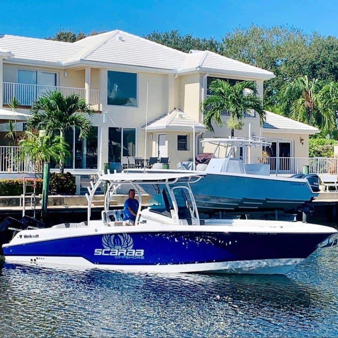 Wellcraft-Scarab 2019-Life of Riley Jupiter-Florida-United States-1470840 | Thumbnail